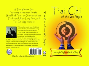 """From the Beginning & Beyond"" T'ai Chi of the Wu Style Book and Video Combo"
